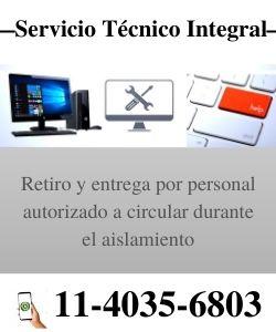 Servicio Tecnico Integral