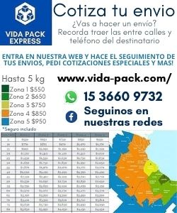 Vida Pack